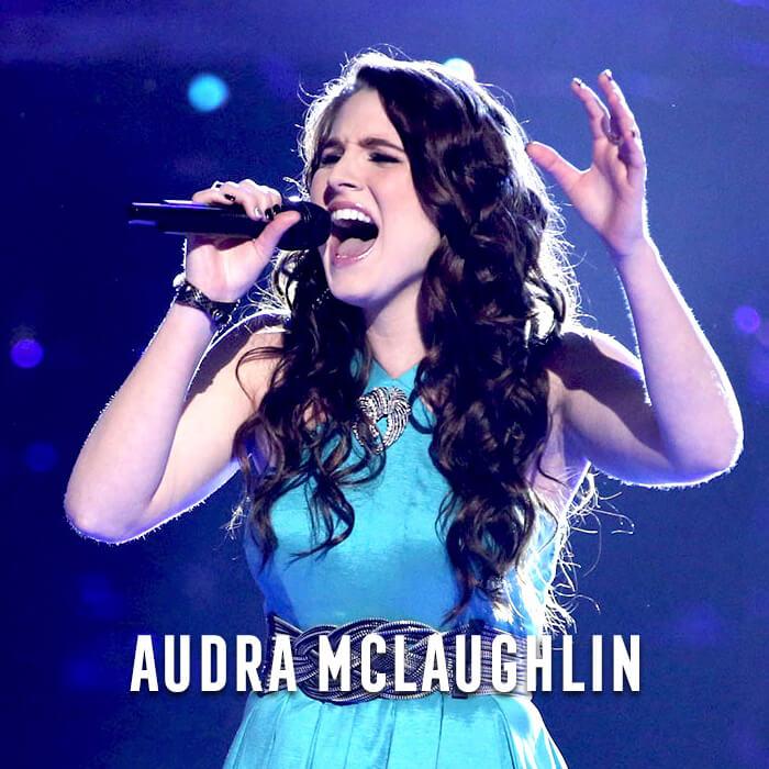 Audra McLaughlin